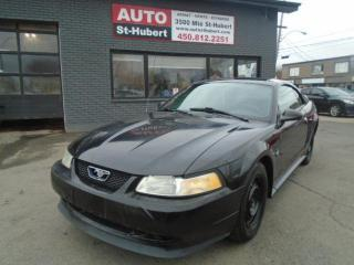 Used 2000 Ford Mustang for sale in St-Hubert, QC