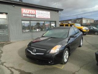 Used 2009 Nissan Altima 2.5S for sale in St-Hubert, QC