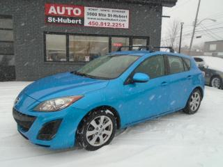 Used 2011 Mazda MAZDA3 Sport GS for sale in St-Hubert, QC