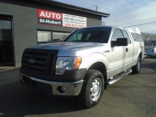 Used 2010 Ford F-150 XL 4X4 for sale in St-Hubert, QC