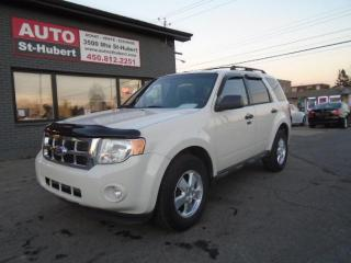 Used 2011 Ford Escape XLT for sale in St-Hubert, QC
