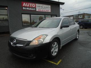 Used 2008 Nissan Altima 2.5S**CUIR**BLUETOOTH**WOW** for sale in St-Hubert, QC