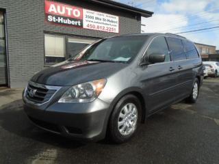 Used 2010 Honda Odyssey EX-L ** 8 PASSAGERS ** for sale in St-Hubert, QC