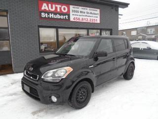Used 2012 Kia Soul for sale in St-Hubert, QC
