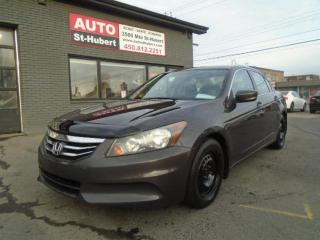Used 2011 Honda Accord SE for sale in St-Hubert, QC