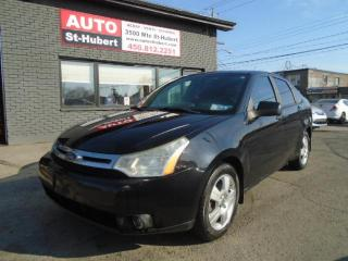 Used 2009 Ford Focus SES**UN OFFRE À NE PAS MANQUER** for sale in St-Hubert, QC