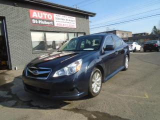 Used 2012 Subaru Legacy LIMITED for sale in St-Hubert, QC