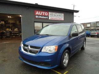 Used 2011 Dodge Grand Caravan SXT**STOW & GO** for sale in St-Hubert, QC