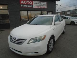 Used 2007 Toyota Camry HYBRID HYBRIDE for sale in St-Hubert, QC