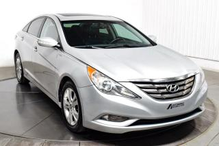 Used 2013 Hyundai Sonata LIMITED CUIR TOIT MAGS SIEGES CHAUFFANTS for sale in Île-Perrot, QC