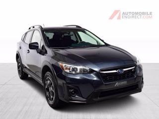 Used 2018 Subaru XV Crosstrek CONVENIENCE AWD A/C MAGS CAMERA DE RECUL for sale in Île-Perrot, QC
