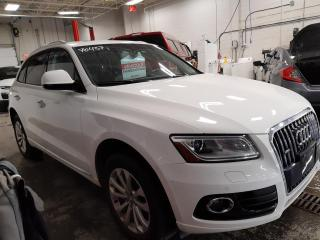 Used 2017 Audi Q5 PROGRESSIV QUATTRO CUIR TOIT PANO MAGS N for sale in Île-Perrot, QC