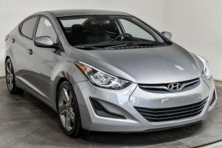 Used 2016 Hyundai Elantra GL MAGS A/C for sale in Île-Perrot, QC