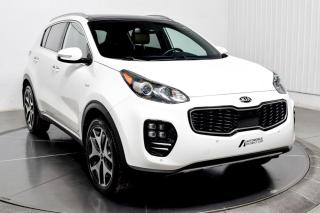 Used 2017 Kia Sportage SX AWD CUIR TOIT PANO NAV MAGS for sale in Île-Perrot, QC