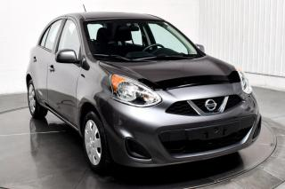Used 2016 Nissan Micra SV Auto A/C Bluetooth Cruise Control for sale in Île-Perrot, QC