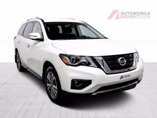 Used 2019 Nissan Pathfinder SV Tech AWD A/C Mags GPS Caméra 7 places Bluetooth for sale in Île-Perrot, QC
