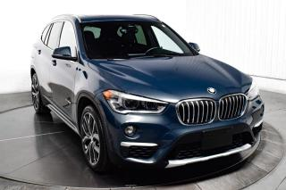 Used 2016 BMW X1 XDRIVE 28i  TOIT PANO CUIR NAV SPORTLINE for sale in Île-Perrot, QC