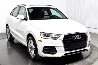 Used 2017 Audi Q3 KOMFORT QUATTRO CUIR TOIT for sale in Île-Perrot, QC