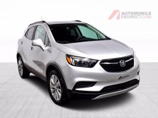 Used 2017 Buick Encore AWD A/C Mags Demi-cuir Caméra Bluetooth for sale in Île-Perrot, QC
