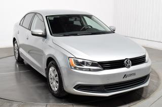 Used 2014 Volkswagen Jetta TRENDLINE+ BLUETOOTH SIEGES CHAUFFANTS A for sale in Île-Perrot, QC