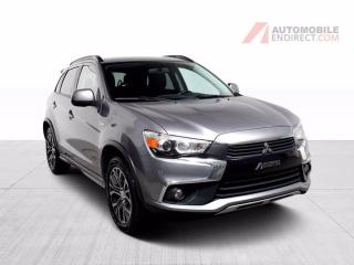 Used 2017 Mitsubishi RVR LIMITED EDITION AWD A/C MAGS BLUETOOTH for sale in Île-Perrot, QC