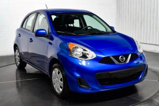 Used 2016 Nissan Micra Sv A/c for sale in Île-Perrot, QC