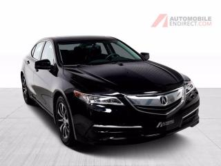 Used 2017 Acura TLX A/C Mags Toit Cuir Sièges Chauffants Caméra for sale in Île-Perrot, QC