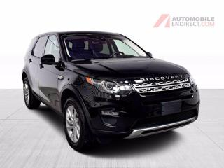 Used 2019 Land Rover Discovery Sport HSE AWD Cuir Toit Pano GPS Sièges Chauffants for sale in Île-Perrot, QC