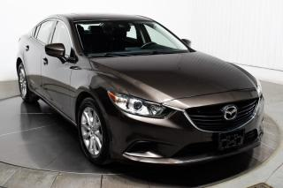 Used 2017 Mazda MAZDA6 GS A/C Mags Cuir GPS Caméra Sièges Chauffants for sale in Île-Perrot, QC