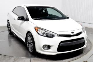 Used 2016 Kia Forte Koup SX KOUP CUIR MAGS SIEGES CHAUFFANTS BLUE for sale in Île-Perrot, QC