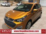 Photo of Orange 2020 Chevrolet Spark
