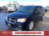 Photo of Blue 2015 Dodge Grand Caravan