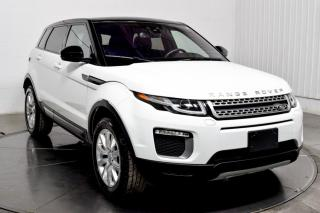 Used 2017 Land Rover Evoque SE AWD Cuir Toit Pano GPS Sièges Chauffants Caméra for sale in Île-Perrot, QC