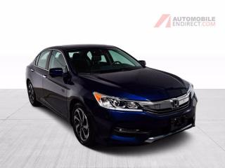 Used 2017 Honda Accord EX-L CUIR TOIT SIEGES CHAUFFANTS A/C MAG for sale in Île-Perrot, QC