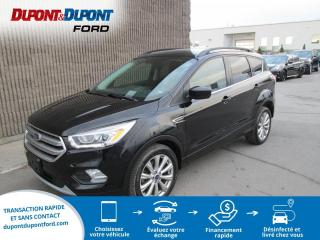 Used 2017 Ford Escape 4 portes SE, Traction intégrale for sale in Gatineau, QC