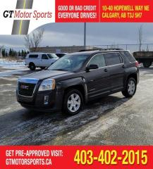 Used 2013 GMC Terrain SLT-1 I AWD | $0 DOWN - EVERYONE APPROVED! for sale in Calgary, AB