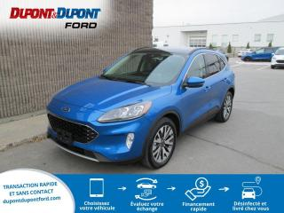 Used 2020 Ford Escape Titanium hybride TI for sale in Gatineau, QC