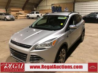 Used 2014 Ford Escape SE 4D Utility AWD for sale in Calgary, AB