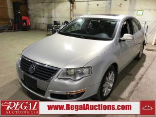 Used 2009 Volkswagen Passat HIGHLINE 4D SEDAN for sale in Calgary, AB