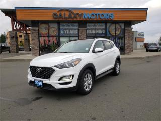Used 2020 Hyundai Tucson PREFERRED - AWD, Leather Interior, Heated Front and Back Seats for sale in Courtenay, BC