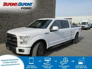 Used 2015 Ford F-150 Cab SuperCrew 4RM 157 po LARIAT SPORT for sale in Gatineau, QC