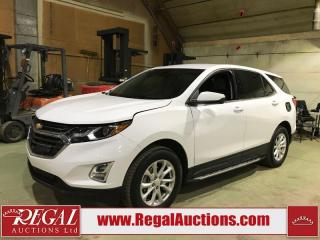 Used 2019 Chevrolet Equinox 4D Utility AWD for sale in Calgary, AB