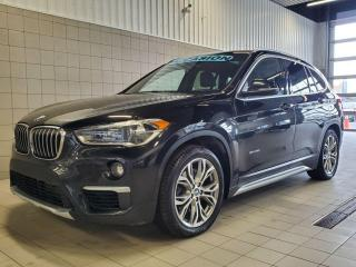 Used 2016 BMW X1 xDrive28i, WOW LUXE, 1 Proprio, JAMAIS accidenté! for sale in Gatineau, QC