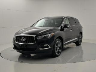 Used 2020 Infiniti QX60 Sensory 360 Camera   Remote Start   Dual Sunroof   No Accidents for sale in Winnipeg, MB