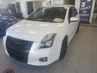 Used 2012 Nissan Sentra SE-R SPEC V /  MANUELLE / TOIT OUVRANT for sale in Sherbrooke, QC