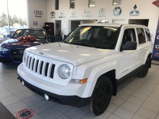 Used 2014 Jeep Patriot 4 RM / NORTH / AUTOMATIQUE / AIR CLIMATI for sale in Sherbrooke, QC