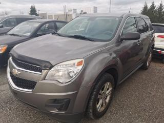 Used 2012 Chevrolet Equinox LS / AWD / AUTOMATIQUE / AIR CLIMATISÉ / for sale in Sherbrooke, QC