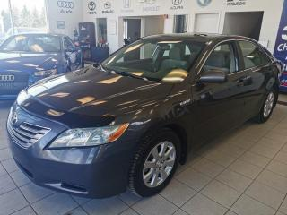 Used 2009 Toyota Camry HYBRID HYBRID / TOIT OUVRANT / AUTOMATIQUE / AI for sale in Sherbrooke, QC