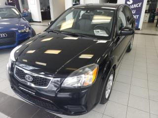 Used 2011 Kia Rio EX / AUTOMATIQUE / AIR CLIMATISÉ / BAS M for sale in Sherbrooke, QC