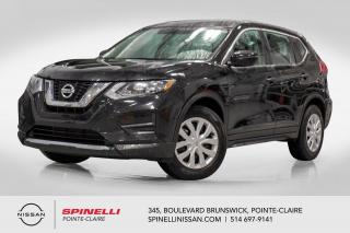 Used 2017 Nissan Rogue S BLUETOOTH / CAMERA / MP3 PLAYER / SIEGES CHAUFFANTS for sale in Montréal, QC